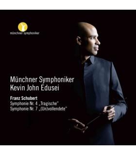 Symphonies No 4 et 7