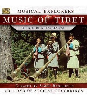 Music of Tibet - Music Explorers