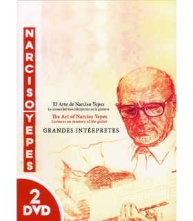 The Art of Narcisso Yepes