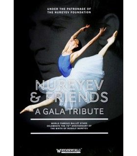Nureyev and Friends a Gala Tribute