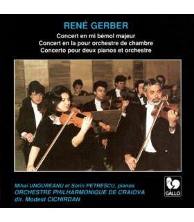 2 Concerts - Concerto pour 2 Pianos et Orchestre