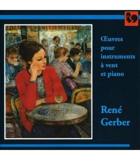 Oeuvres pour instruments a vent et piano