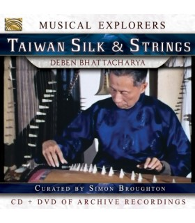 Taiwan Silk and Strings - Musical Explorers