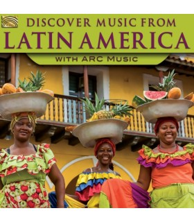 Discover Music from Latin America