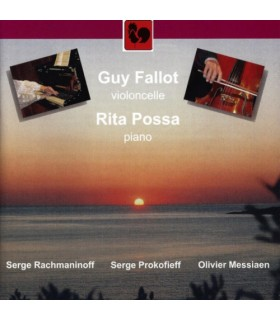 Rachmaninoff-Prokofieff-Messiaen