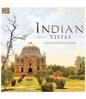 Indian Vistas - Musical Sceneries of India