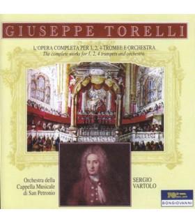 Oeuvres completes pour trompettes, hautbois et orchestre