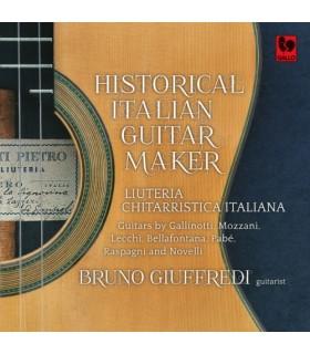 Historical  Italian Guitar Maker - Luteria Chitarristica Italiana
