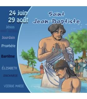 Collection Un Prenom Un Saint, Jean-Baptiste