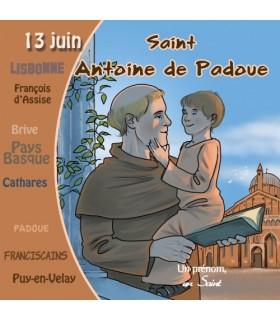 Collection Un Prenom Un Saint, Antoine de Padoue