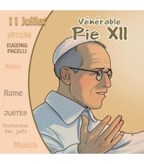 Collection Un Prenom Un Saint, Vénérable Pie XII