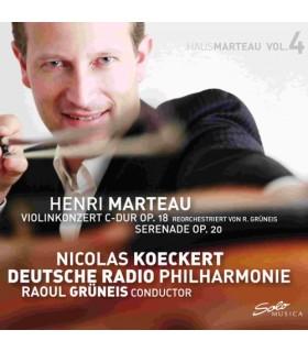 Violin Concerto C Major op. 18 - Serenade op. 20
