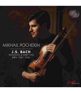 J.S. BACH - Sonatas & Partitas BWV 1001-1006