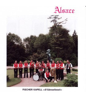 Alsace - S'Ganseliesel