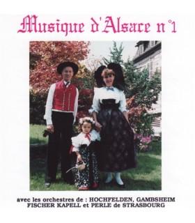 Musique d'Alsace No1
