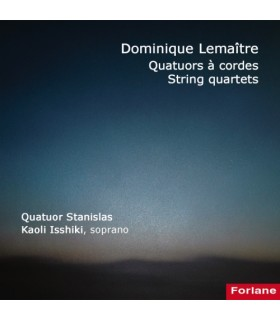 Quatuors Dominique LEMAITRE