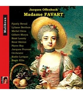 Madame Favart
