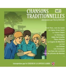 Chansons Traditionnelles Vol.1