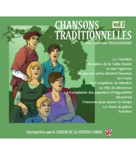 Chansons Traditionnelles Vol.2