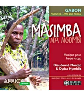 MASIMBA na ngombi - Pays des Tsogo