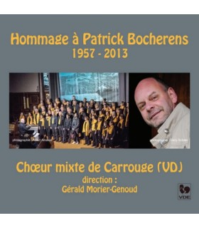 Hommage a Patrick BOCHERENS