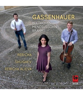 Brahms - Beethoven -Mendelssohn