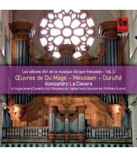 Œuvres de Du Mage - Messiaen - Duruflé