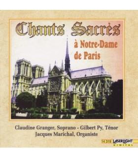 Chants Sacres a Notre-Dame de Paris