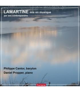 Lamartine mis en musique par ses contemporains
