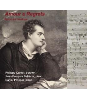Amour et Regrets - Byron en musique