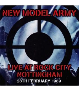 Live at Rock City Nottinggham