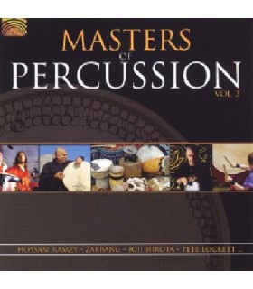 Masters of Percussions Vol.2