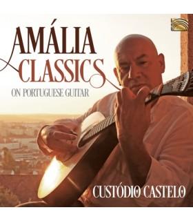 Amália Classics on Portuguese Guitar