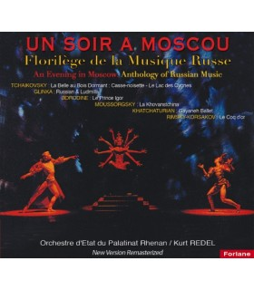 Un Soir a Moscou - Florilège de la Musique Russe