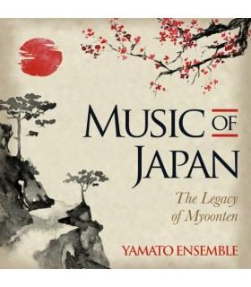 MUSIC OF JAPAN - THE LEGACY OF MYOONTEN