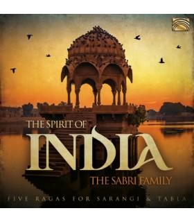 The Spirit of India – 5 Ragas for Sarangi & Tabla