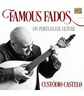 Famous Fados on Portuguese Guitar