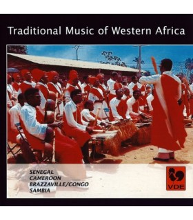 Traditional Music of Western Africa