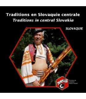 Traditions en Slovaquie Centrale