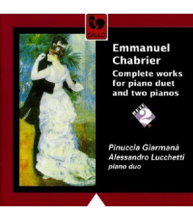 Complete Works for Piano Duets and Two Pianos
