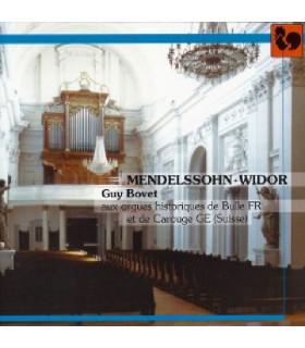 Mendelssohn-Widor