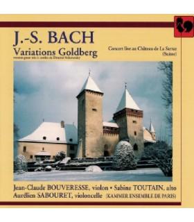 J.S. Bach - Variations Goldberg