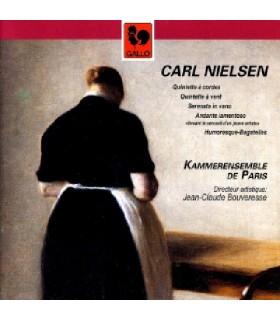 Carl Nielsen - Musique de Chambre