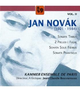 Jan Novak - Musique de Chambre