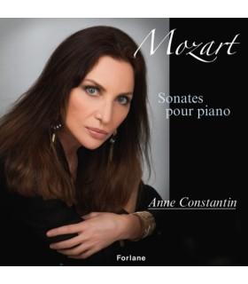 Mozart-Sonates pour piano