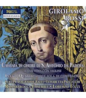 Cantata in Onore di S. Antonio da Padova