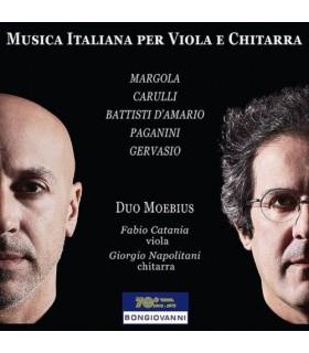 Musica Italiana per viola e chitarra