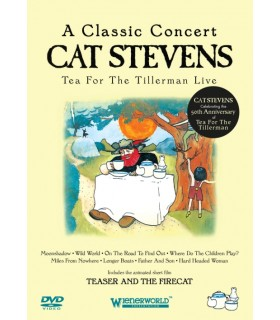 Tea For The Tillerman Live (50th Anniversary)