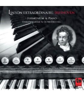Beetoven Harmonium et Piano - Liaison Extraordinaire