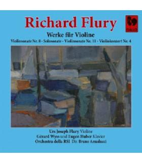 Werke fur Violine - Oeuvres pour violon